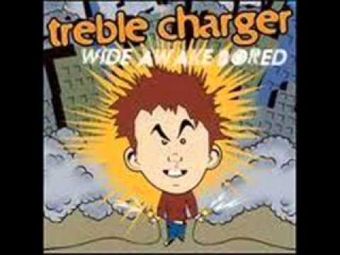 Treble Charger - Takes me Down
