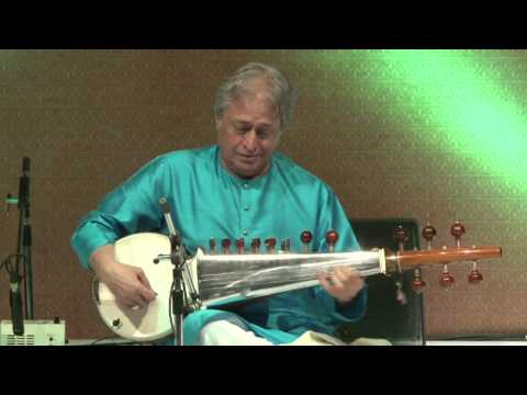 Sarod Virtuoso Amjad Ali Khan | A Tribute to Tagore - Ekla Cholo...