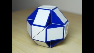 How to solve the rubik's twist (Ball shape)