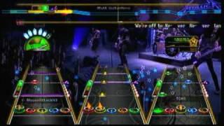 Guitar Hero Metallica Enter Sandman Full Band FC 1st Place