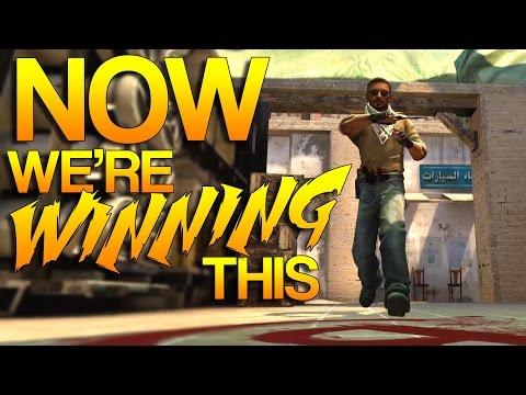 "CS:GO - ""NOW we're winning this GAME!"""