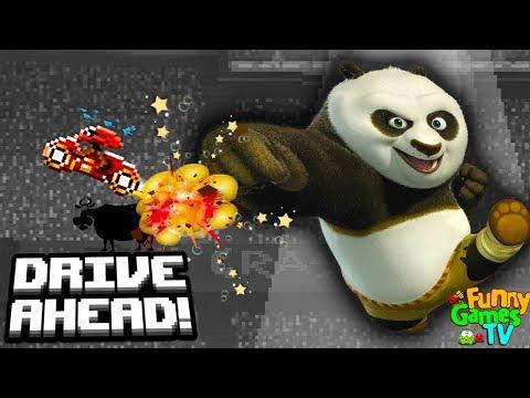 МЕГА СЛОЖНЫЕ ЗАДАНИЯ видео для детей битва тачек игра как мультик машинки тачки гонки Drive AHEAD