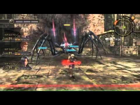 Xenoblade Chronicles: Epic Monster Encounter Gameplay