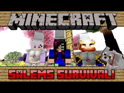 Minecraft PC: Salems Survival! [70] Another Sad Goodbye...