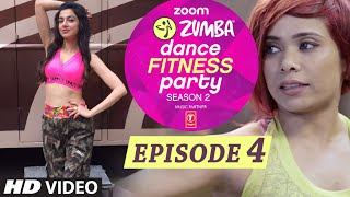 Zoom Zumba Dance Fitness Party Season 2 - Ep 04 | Divya Khosla Kumar, Pallavi Sharda, Sucheta Pal
