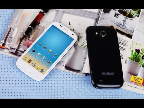 HDC Galaxy S3 i9377 hands one reviews Galaxy S3 clone?