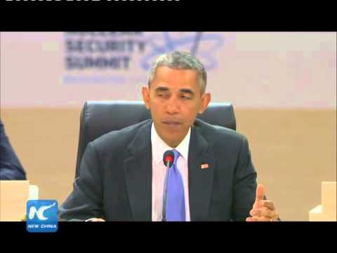 Obama: progress in preventing nuclear terrorism, but threat persists