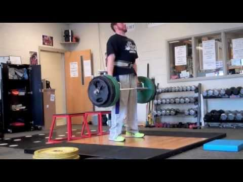 Trap Bar Deadlift Image 1