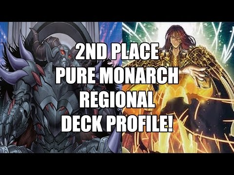Luke Delaney 2nd Place Pure Monarch Worcester, England Regional Deck Profile February 2016
