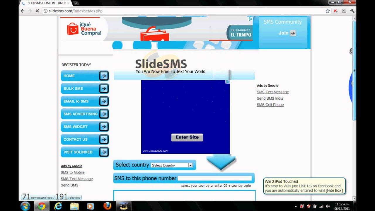 Mandar Mensajes Personal | newhairstylesformen2014.com