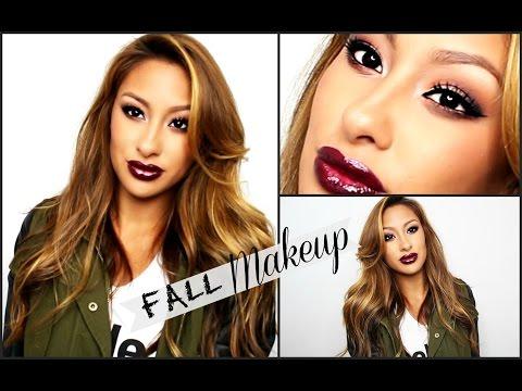 Fall Vampy Makeup- Complete Look