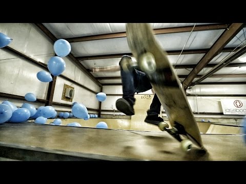 Behind The Scenes - Skateboarding In 5001 Balloons! video