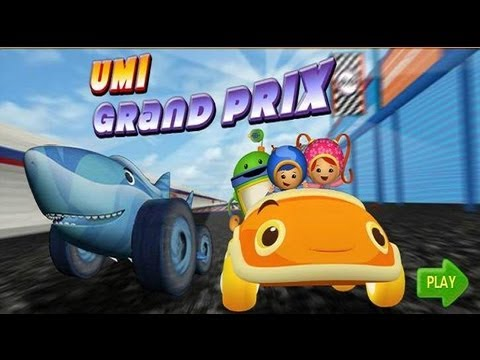 Watch Umi Grand Prix Game - Team Umizoomi - Kids Games