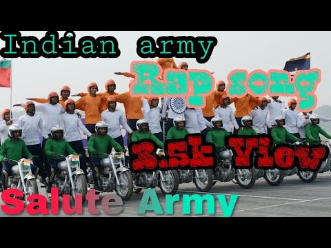 Indian army hindi rap song 2018  by D.L. Ap singh