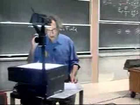 Lec 02: Electric Field and Dipoles | 8.02 Electricity and Magnetism, Spring 2002 (Walter Lewin)