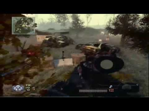 Call of Duty MW2 Glitches How To Get Lots of Kills on WASTELAND Easy Tutorial