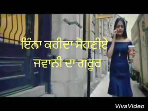 Whatsapp Status Ene gire yaar vi nahi