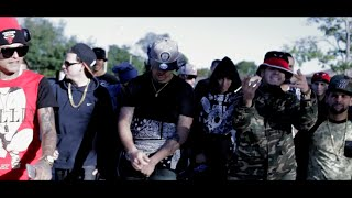 [R-Jay - Out Here (ft Hooligan-X, Streets) Official Music Video] Video
