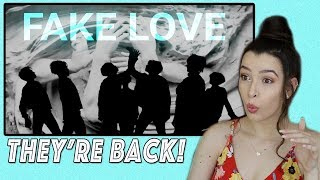 Download Lagu Fake Love- BTS Music Video Reaction (WHEW) Gratis STAFABAND