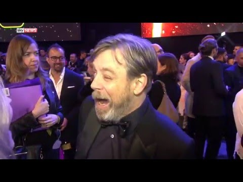 "Mark Hamill: ""I Had To Return For New Star Wars Film"""