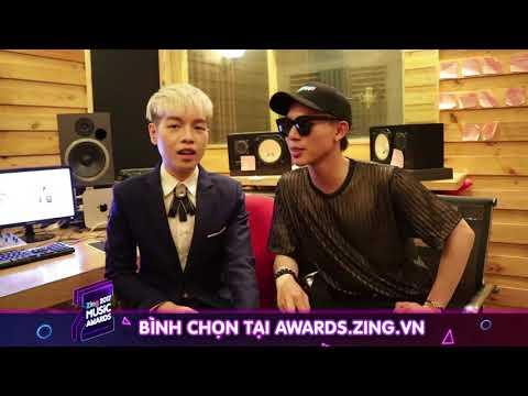 Đức Phúc chê Erik bị rớt giải ZMA - Zing Music Awards 2017   zingmp3