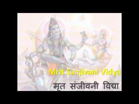 Mahavidya Mrit Sanjeevani Lord Shiva मृत संजीवनी विद्या video