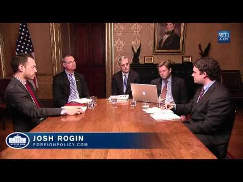 NSA Denis McDonough Answers Gabriel's Question
