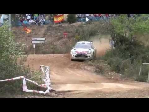 WRC Rally de Portugal 2014 HD Santana da Serra SS12 ZE 20