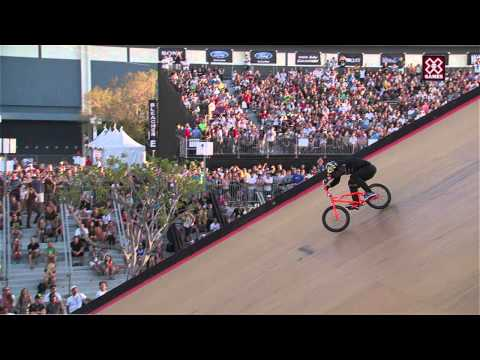 X Games Los Angeles 2012: Steve McCann Repeat Gold