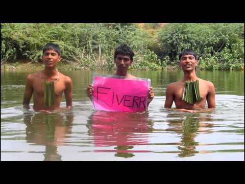 WOW!! Funny Happy Birthday Wishes As Jungle Boys - Fiverr Funny Guys