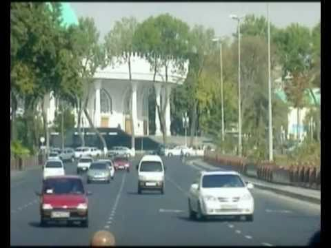 Tashkent - the Capital of Uzbekistan