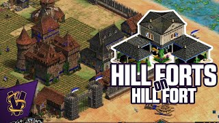 Hill Forts on Hill Fort!