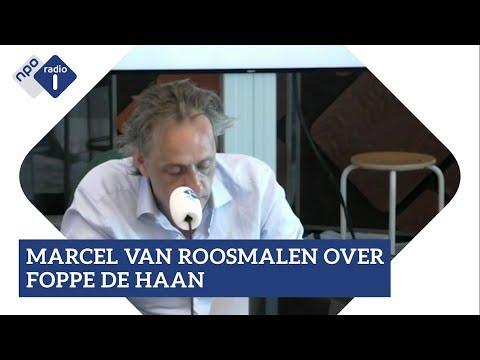 Marcel van Roosmalen over Foppe de Haan | NPO Radio 1