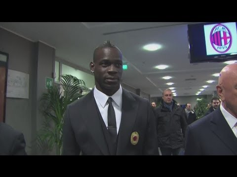Massimiliano Allegri to advise Mario Balotelli