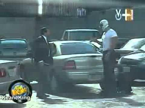 Que locura - Inspector Rodriguez vs Dos Caras Jr. (WWE Alberto del Rio)