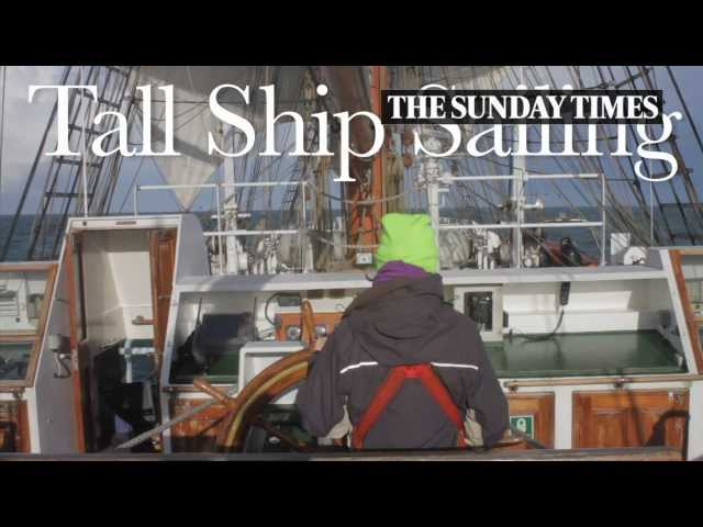 Tall Ship Sailing ~ Sunday Times