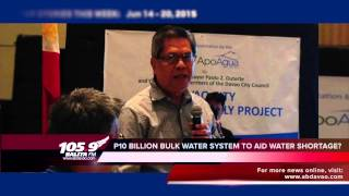 105.9 BALITA FM Top Stories (June 14 - 20, 2015)