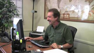 Ray Comfort -Behind the Scenes- 5/10/10