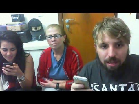 LIVE ESPECIAL 1 MILHÃO CANAL DVC!