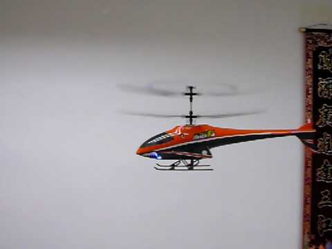 RC711.com - ESky New Lama V4 Upgrade 4ch Mini RC Helicopter