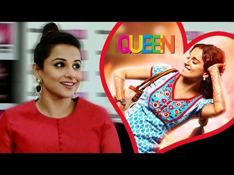 Vidya Balan Impressed By Kangana Ranaut's Queen Performance