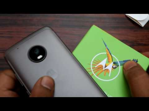 Moto G5 Plus Unboxing And Review | In-depth First Look | 4GB RAM, 32 GB ROM