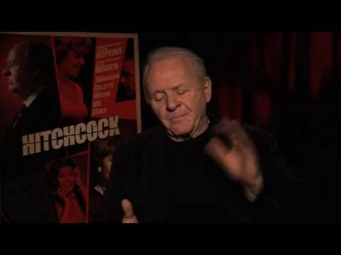 HITCHCOCK interviews with Anthony Hopkins, Dame Helen Mirren and Jessica Biel