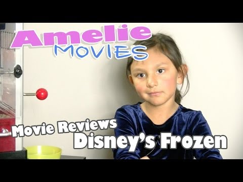 Disneys Frozen Movie Review Kids Movie Review