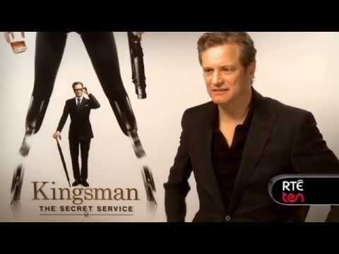 Colin Firth: Kingsman: The Secret Service