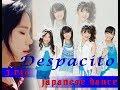 Despacito - cover J.fla with japanese dancer
