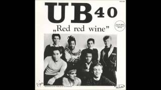 Ub40 Red Red Wine 12 Version