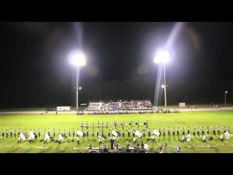 Statesboro High School MBD Half-time show Sept. 19, 2014