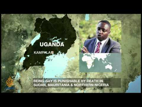 Uganda punished over anti-gay law