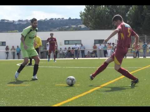 Liga INATEL 2014/2015 - Pr�-�poca - Alferrarede Velha vs Ma��o